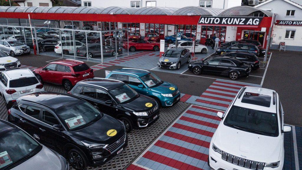 Audi Direktimport