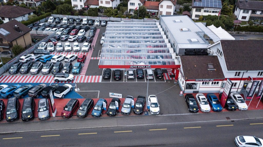 Garage Auto Kunz AG heute 5