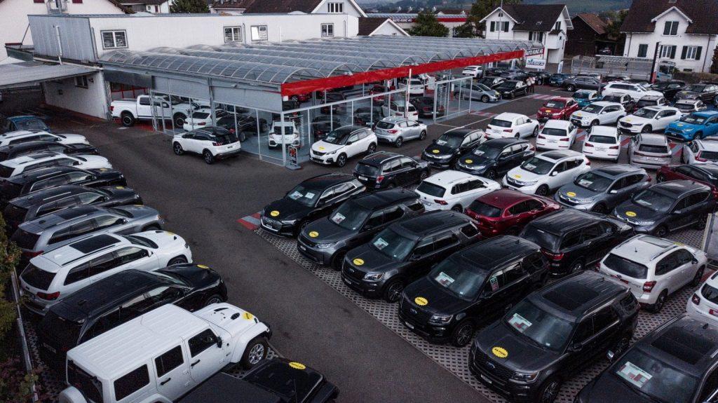 Garage Auto Kunz AG heute 1